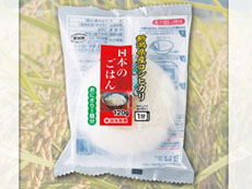 日本のごはんコシヒカリ120g