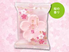 花石鹸:桜