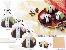 和菓子まんじゅうタオル