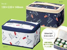キャラクタークーラーバッグ6缶