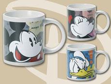 ディズニー系キャラクターマグカップ