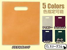 フラットバッグ小サイズ5色
